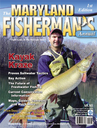 Introducing The 1st Edition of The Maryland Fishermans Annual